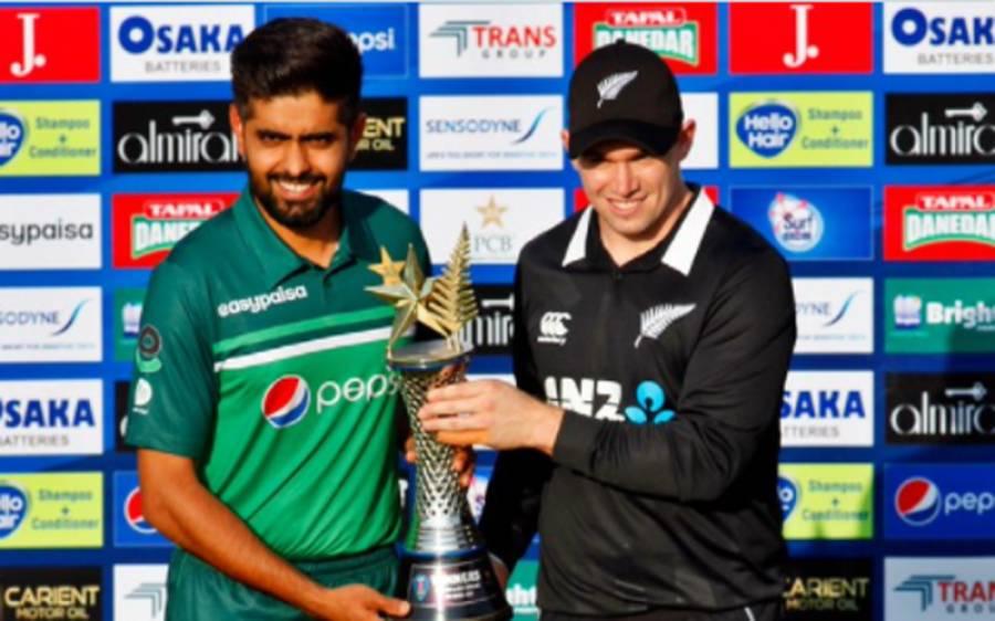 پاکستان اور نیوزی لینڈ کے درمیان پہلا ون ڈے آج کھیلا جائے گا، میچ کتنے بجے شروع ہوگا؟ آپ بھی جانیں