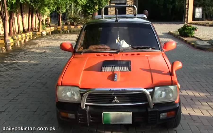 شہری نے اپنی Suzuki FX گاڑی کو ڈبل کیبن ڈالے میں تبدیل کردیا، انتہائی دلچسپ ویڈیو آپ بھی دیکھیے