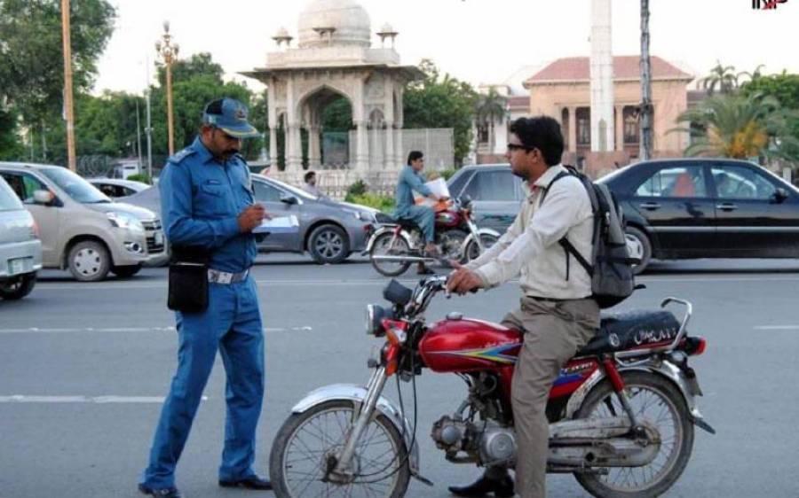 غیر نمونہ نمبر پلیٹ والی گاڑیوں کو آج وارننگ دی جائیگی مگر کل سے کیا ایکشن لیا جائیگا، سی ٹی او لاہور نے بڑا اعلان کردیا