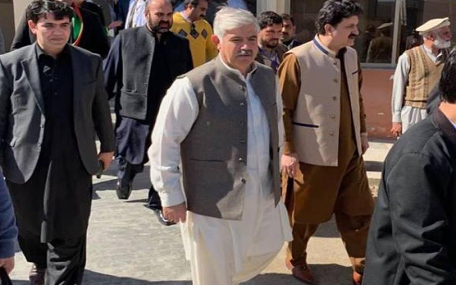 وزیر اعلیٰ خیبر پختونخوا محمود خان کی پولیو ٹیم پر فائرنگ کے واقعے کی مذمت