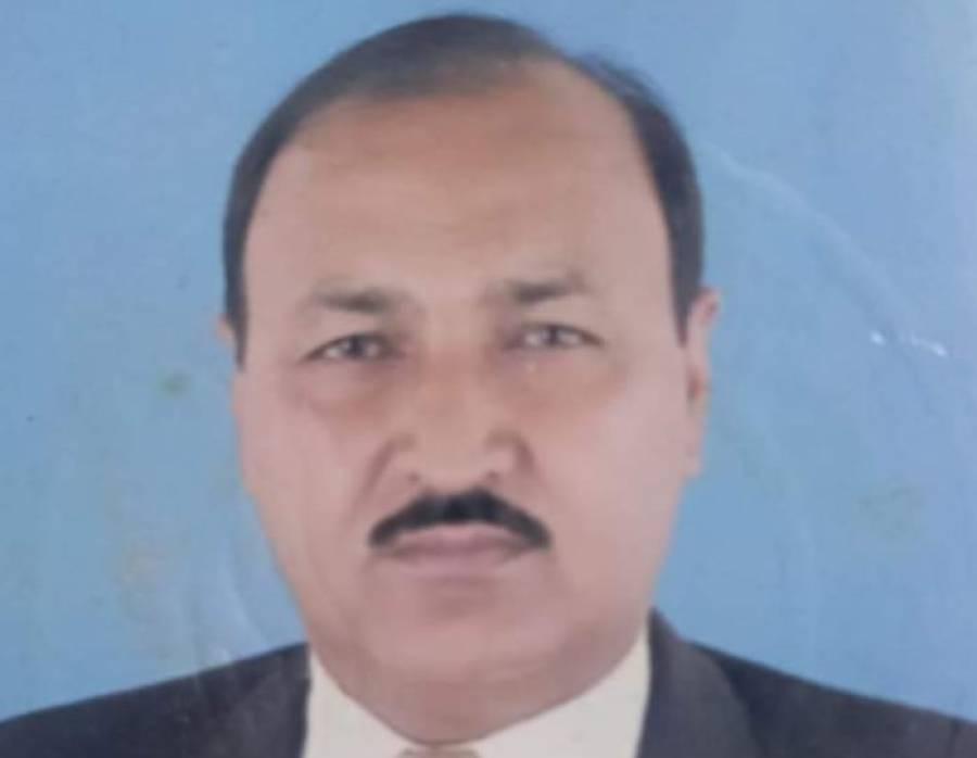 شہید صحافت سید قمرحسین شیرازی کو ہم سے بچھڑے 14 سال گزر گئے