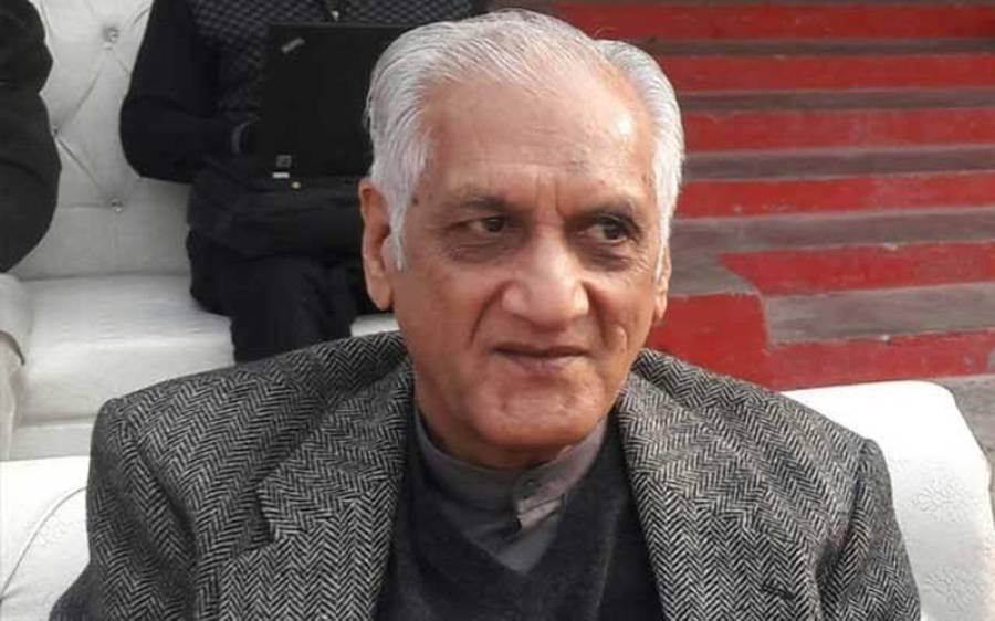 آئی سی سی بنیادی طور پر انڈین کرکٹ کونسل ہے ، سابق چیئرمین پی سی بی خالد محمودپھٹ پڑے