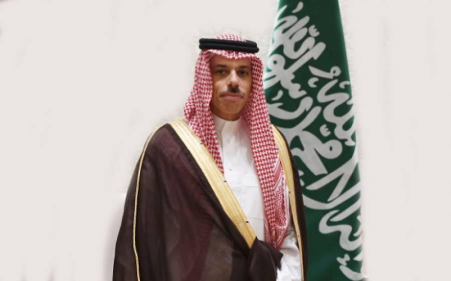 سعودی عرب طالبان حکومت تسلیم کرے گا یا نہیں ؟ وزیر خارجہ شہزادہ فیصل بن فرحان نے کھل کر اپنی پالیسی بیان کردی