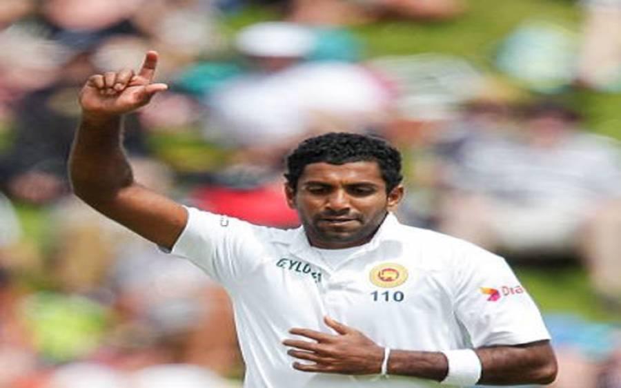 انگلینڈ کی جانب سے پاکستان کا دورہ منسوخ کرنے پر سری لنکن کرکٹر نے پاکستان کرکٹ بورڈ کو بڑی پیشکش کردی