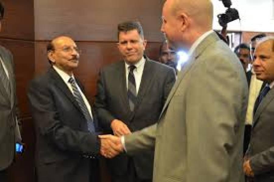 سابق وزیر اعلیٰ سندھ قائم علی شا ہ کے خلاف غیرقانونی الاٹمنٹ کیس نمٹا دیا گیا