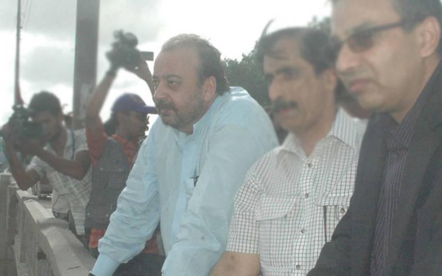 آغا سراج درانی کی درخواست ضمانت پر سماعت 23ستمبر تک ملتوی