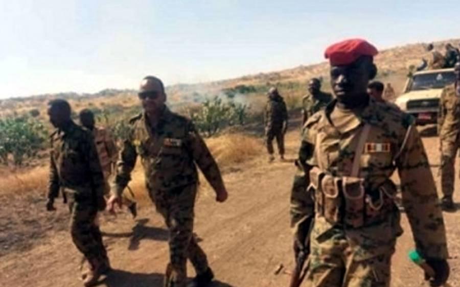 مشرقی سوڈان میں فوجی بغاوت کی کوشش ناکام ، تمام عناصر گرفتار کرلئے گئے