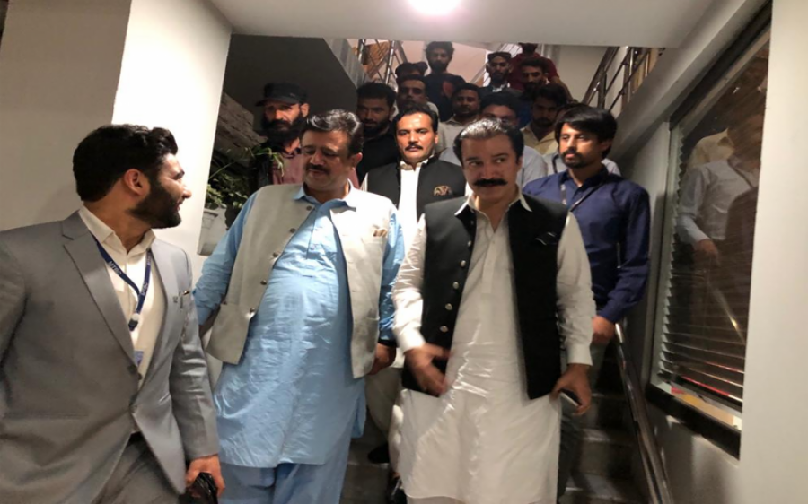 فیصل راٹھور کی ایم ٹی بی سی کو ضلع حویلی میں آفس قائم کرنے کی دعوت، زمین اور عمارت کی فراہمی کی پیشکش