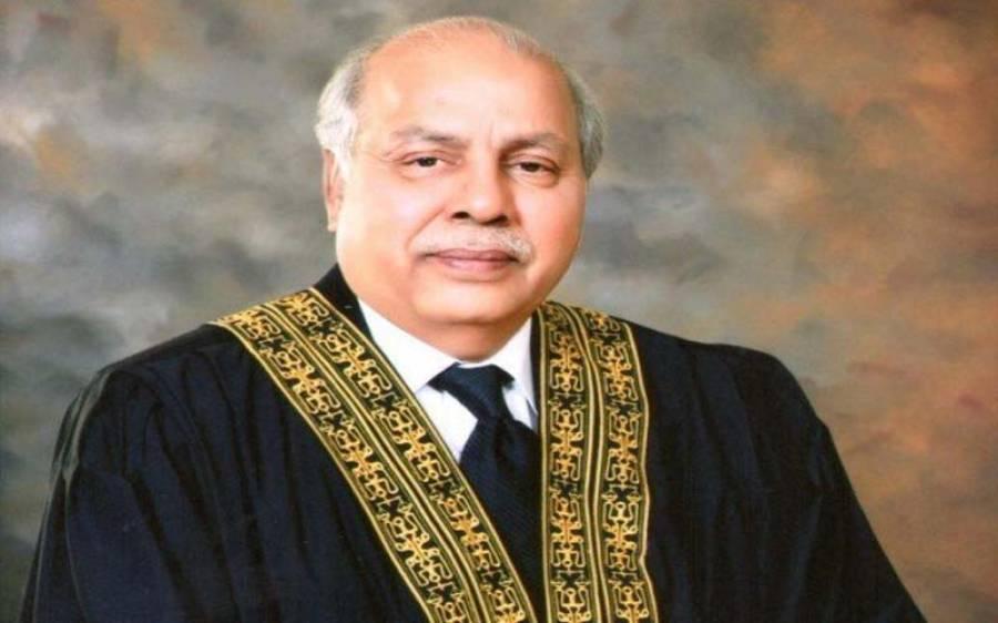 """""""شیم آن سندھ گورنمنٹ""""۔۔ چیف جسٹس گلزار احمد کے تجاوزات کیس میں ریمارکس"""