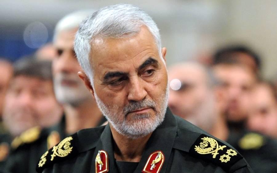 'ایران جنرل قاسم سلیمانی کے قتل کا بدلہ لینے کی تیاری کر رہا ہے' امریکی انٹیلی جنس حکام نے خبردار کر دیا