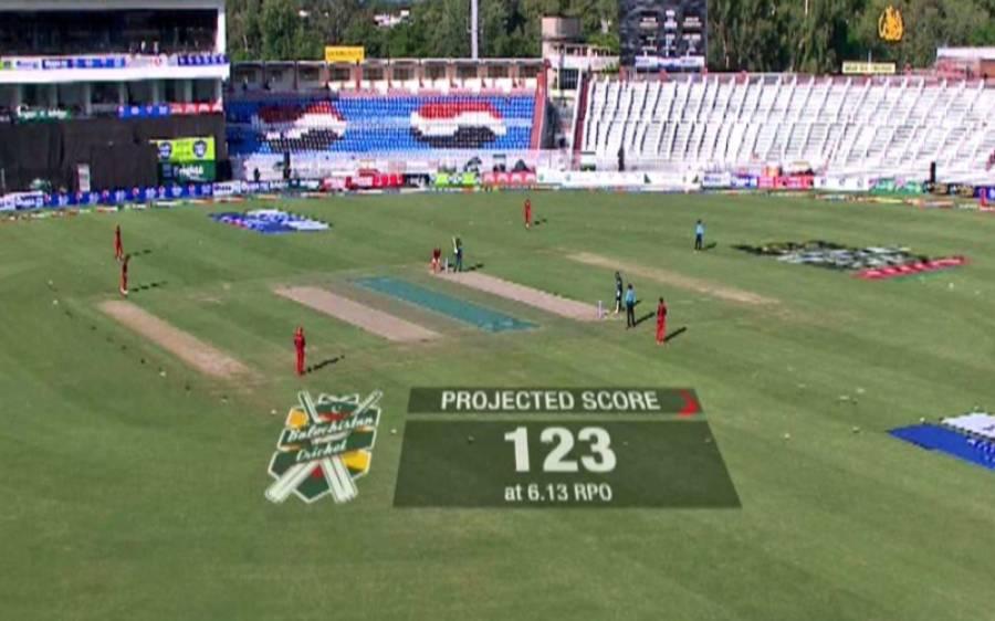 نیشنل ٹی 20 کپ کے پہلے میچ کا نتیجہ سامنے آگیا