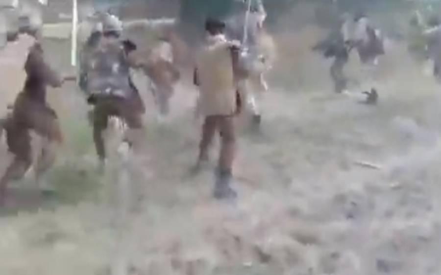 بھارت میں دو مساجد اور مسلمانوں کے سینکڑوں گھر مسمار، ویڈیو سامنے آگئی