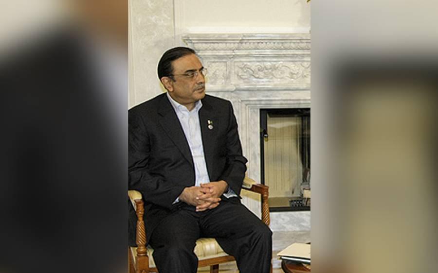 مبینہ منی لانڈرنگ کیس:سابق صدر آصف زرداری کو فرد جرم کیلئے طلبی کا سمن ارسال کر دیاگیا
