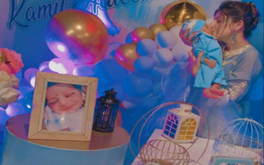 پی ٹی آئی رہنمادعا بھٹو نے اپنے ہاں بیٹے کی پیدائش کے بعد خفیہ شادی ڈکلیئر کردی