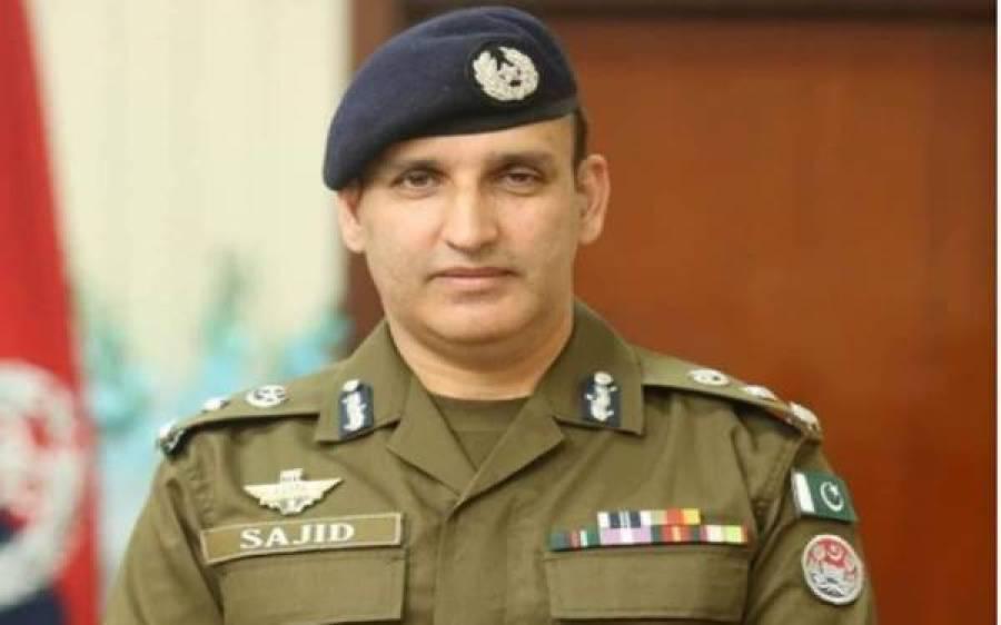 ساجد کیانی کو ڈی آئی جی آپریشنز پنجاب تعینات کردیا گیا