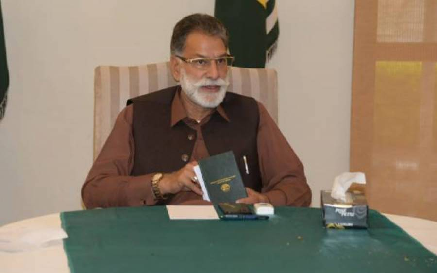 وزیر اعظم آزاد کشمیرعبد القیوم نیازی کایواین جنرل اسمبلی سے خطاب پر عمران خان کو خراج تحسین