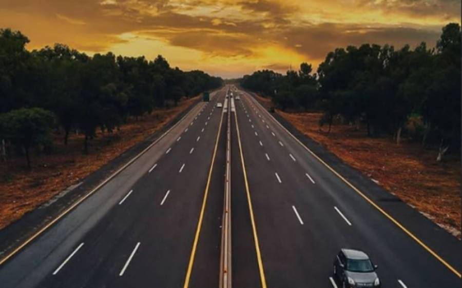 حکومت نے ایک اور بڑی موٹروے بنانے کا فیصلہ کر لیا ، منصوبے کا افتتاح کب ہو گا ؟ تفصیلات جانئے