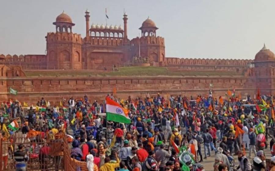 بھارت میں زرعی قوانین کیخلاف کسان احتجاج کے 300 روز مکمل، آج ملک گیر ہڑتال