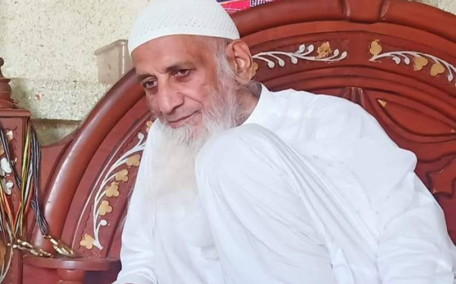 ممتاز عالم دین مولانا محمد رفیق اثری جلال پوری انتقال کرگئے