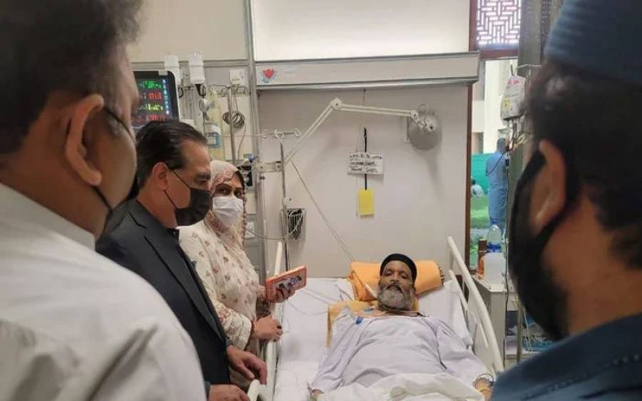 عمر شریف کی امریکہ روانگی میں تاخیر اور ایئر ایمبولینس کی واپسی کا معاملہ، سول ایوی ایشن بھی میدان میں آگئی