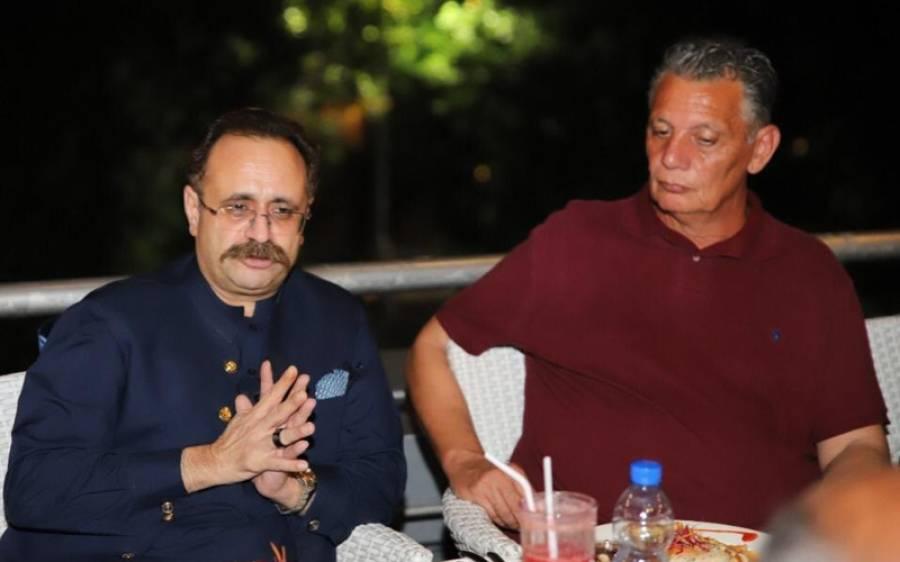 سردار تنویر الیاس خان نے آزاد کشمیر میں احتساب کے حوالے سے ابتک کا بڑا اعلان کردیا