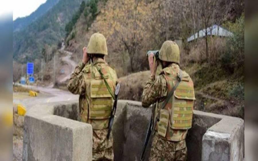 ایران کی حدود سے پاکستان کی سیکیورٹی فورسز کو نشانہ بنا دیا گیا