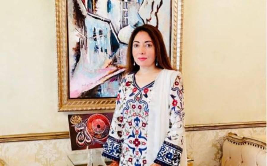 پیپلز پارٹی کی رہنما شرمیلا فاروقی نے مریم نواز کے کپڑوں اور جوتوں کی تعریف کردی