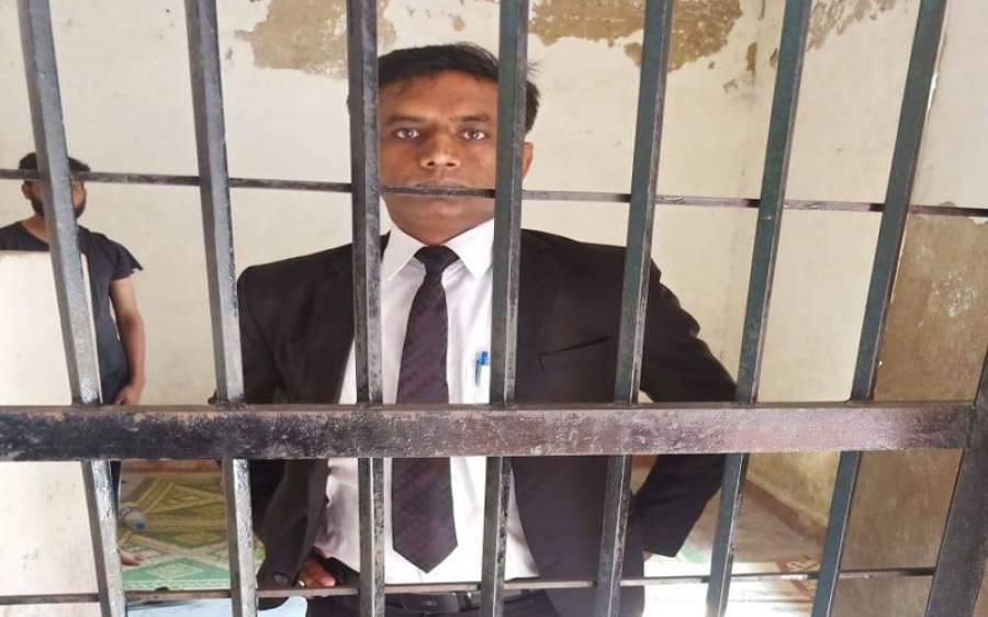 لاہور ہائیکورٹ کی کاپی برانچ میں توڑ پھوڑ کرنے والا وکیل گرفتار، سنگین دفعہ کے تحت مقدمہ درج