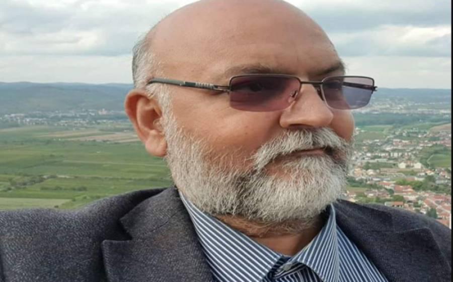 ویانا میں مقیم معروف سیاسی و سماجی شخصیت مجاہد دلشاد منصوری انتقال کرگئے