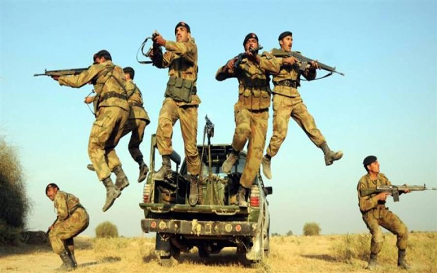 بلوچستان میں سیکیورٹی فورسز سے مقابلہ، کتنے دہشت گرد مارے گئے؟ آئی ایس پی آر نے بیان جاری کردیا