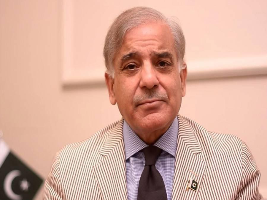 صدر مسلم لیگ ن شہباز شریف کی پرویز ملک کے انتقال پر تعزیت ، پارٹی کا بڑا نقصان قرار دے دیا