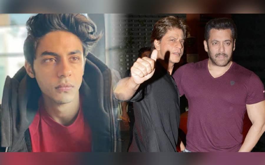 کیا شاہ رخ خان نے سلمان خان کے کہنے پر آریان کا وکیل تبدیل کیا؟
