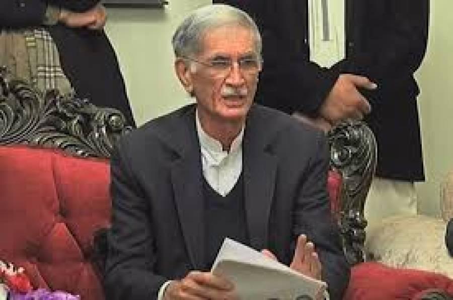 بلوچستان حکومت کے ناراض اراکین نے پرویز خٹک سے ملاقات کے دوران بڑا مطالبہ کردیا