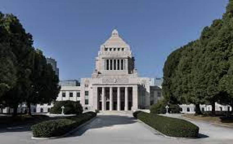 جاپانی وزیراعظم نے پارلیمنٹ تحلیل کردی