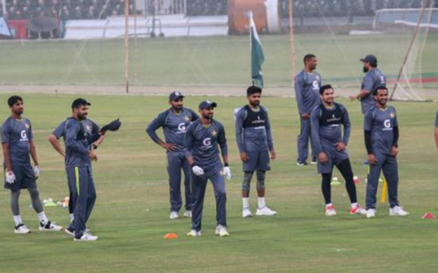 ٹی 20 کرکٹ ورلڈکپ، پاکستانی ٹیم آج دبئی روانہ ہوگی