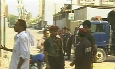 لیاری آپریشن: راکٹ حملے میں دوبچے زخمی، شیرشاہ میں فائرنگ سے تین افراد جاں بحق، پولیس کے چھاپے میں لیاری گینگ وار کے نوملزمان گرفتار