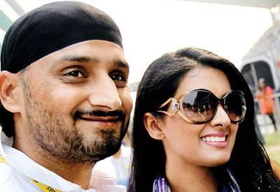 ہر بھجن سنگھ او ر گیتا بسرا ستمبر میں شادی کرینگے