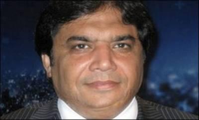 حنیف عباسی کی طارق محمود سے سپیکر کی رولنگ چیلنج کرنے پر مشاورت