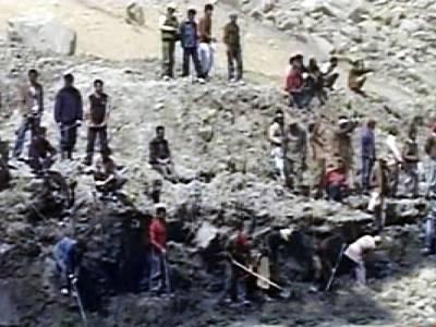 ہنزہ نگر میں ٹریکٹر ٹرالی کھائی میں گرنے سے چھ افراد جاں بحق