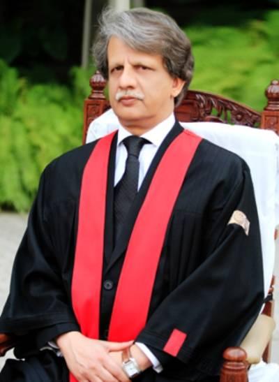 جسٹس شیخ عظمت سعید نے سپریم کورٹ کے جج کی حیثیت سے حلف اُٹھالیا