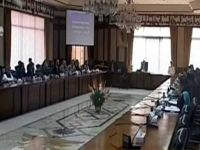وفاقی کابینہ نے تنخواہوں میں بیس فیصداضافے کی منظوری دے دی