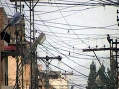 چھ فیڈر بند،لاہور کے مختلف علاقوں میں چھ گھنٹوں سے بجلی کی فراہمی معطل