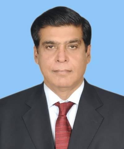 پرویز اشر ف کو پاکستان کا