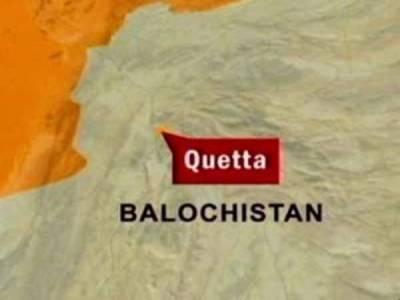 کوئٹہ کے علاقے فیض آباد میں فائرنگ سے ایک شخص ہلاک