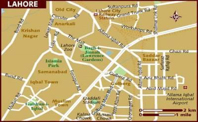نامعلوم افراد کی فائرنگ ، لاہور میں عالم دین قتل