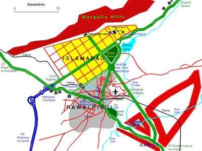 راولپنڈی : بجلی کی بندش پر احتجاج کے دوران مظاہرین مشتعل ، املا ک کو نقصان