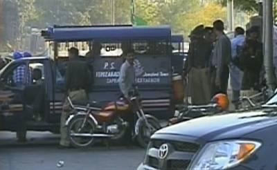 کراچی: لی مارکیٹ میں لیاری گینگ وار کا اہم ملزم گرفتار