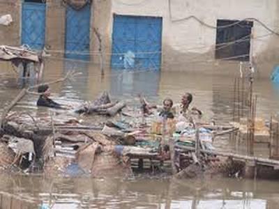 بارشو ں نے بنگلہ دیش میں تباہی پھیلا دی ، 100افراد ہلا ک