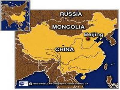 چین اور ایرا ن میں زلزلہ ،24افراد زخمی
