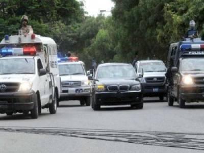 بڑی توندوالے پولیس اہلکاروں کی شامت آگئی